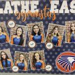 Olathe East Gymnastics finished 5th @ The Owl Invitational