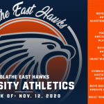 Varsity Athletics Schedule this Week – Week of November 2, 2020