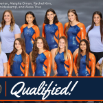 Olathe East Gymnastics team qualifies for STATE!