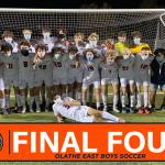 Boys Soccer Advances to 6A State Final Four!