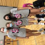 Dig Pink Event, OW battles Olathe South for the win 2 – 1