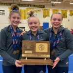 Owls finish 3rd @ State with season high of 104.45