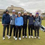 Boys Varsity Golf finishes 3rd place at SME Invitational @ Shoal Creek