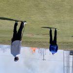 Boys Varsity Golf falls to Washburn Rural 302 – 314