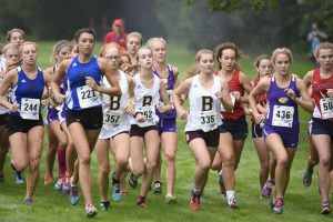 Brebeuf Jesuit Girls Varsity Cross Country – Joe Harvey Circle City Conference