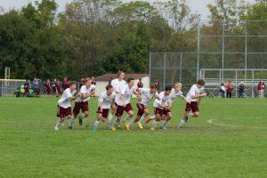 2016 – Boys Soccer – Marion County Championship
