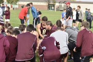 Brebeuf Boy's Cross Country Team Finishes 4th at Regional, Advance to Semi-state
