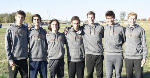 Brebeuf Jesuit Boys Cross Country Team Advances to State Meet Four Years Running