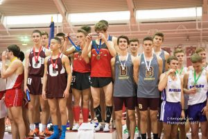 Brebeuf Jesuit Boys Track & Field Finish Third at Hoosier State Relays