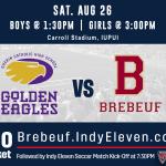 Boys & Girls Soccer Indy Eleven Night