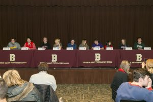 NLI Signing Day (2/7/18) (Courtesy of Michael Hoffbauer)