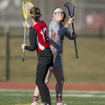 Girls Lacrosse vs. North Central (3/14/18) (Courtesy of Michael Hoffbauer)