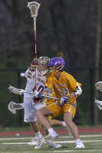 Boys Lacrosse vs. Guerin Catholic (4/27/18) (Courtesy of Michael Hoffbauer)