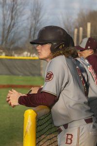 Baseball vs. Guerin Catholic (4/17/18) (Courtesy of Michael Hoffbauer)