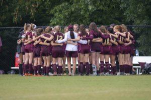 Girls Soccer vs. Noblesville (8/15/18) (Courtesy of Michael Hoffbauer)