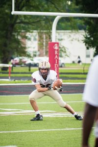 JV Football vs. Cardinal Ritter (8/27/18) (Courtesy of Liz Dapp)