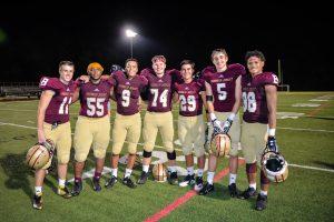 Varsity Football vs. Culver Military Academy (9/14/18) (Courtesy of Liz Dapp)