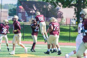 JV Football vs. Roncalli (9/15/18) (Courtesy of Liz Dapp)