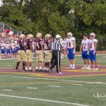 Varsity Football vs. Roncalli (9/21/18) (Courtesy of Michael Hoffbauer)