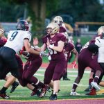 Varsity Football vs. Terre Haute South (9/28/18) (Courtesy of Liz Dapp)
