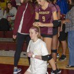 Girls Volleyball vs. Bishop Chatard (9/13/18) (Courtesy of Michael Hoffbauer)