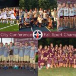 Fall Sport Circle City Conference Champions