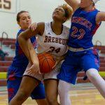 Girls Basketball vs. Eminence (11/13/18) (Courtesy of Michael Hoffbauer)