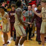 Boys Basketball vs. Ritter (11/21/19) (Courtesy of Michael Hoffbauer)