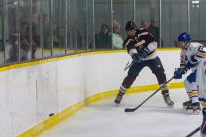 Hockey vs. Carmel Blue (12/21/18) (Courtesy of Michael Hoffbauer)