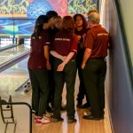 Boys & Girls Bowling at Woodland (11/1/18) (Courtesy of Michael Hoffbauer)