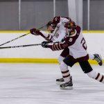 Hockey vs. Carmel Blue (2/1/19) (Courtesy of Michael Hoffbauer)