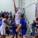 Boys Basketball vs. Heritage Christian (2/15/19) (Courtesy of Michael Hoffbauer)