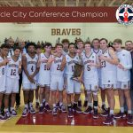 Boys Basketball Earns Conference Championship