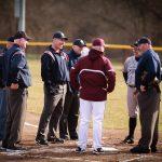 Varsity Baseball vs. Lafayette Central Catholic (3/19/19) (Courtesy of Lindy Scott)