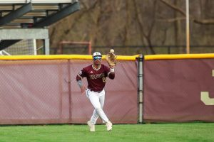 Varsity Baseball vs. Roncalli (4/10/19) (Courtesy of Lindy Scott)