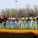 Varsity Baseball vs. West Vigo (4/12/19) (Courtesy of Lindy Scott)