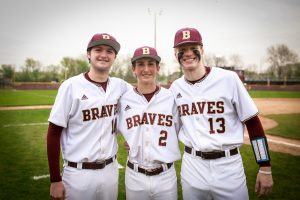 Varsity Baseball vs. Heritage Christian (4/30/19) (Courtesy of Lindy Scott)