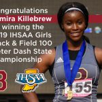 Semira Killebrew Captures State Championship
