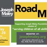 Joseph Maley Road Mile Registration