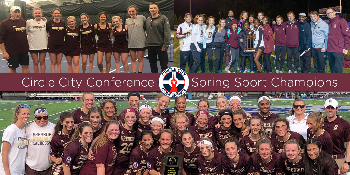 Spring Sport Conference Champions