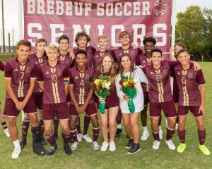 Varsity Boys Soccer vs. Bishop Chatard (9/24/19) (Courtesy of Michael Hoffbauer)