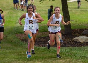 Cross Country @ Flashrock Invite (9/21/19) (Courtesy of Michael Hoffbauer)
