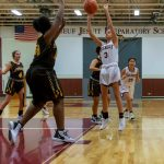 Girls Basketball vs. Speedway (11/14/19) (Courtesy of Michael Hoffbauer)