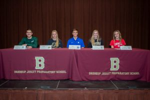 National Letter of Intent Signing Ceremony (11/13/19) (Courtesy of Walt Thomas)