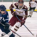 Hockey vs. Bloomington (11/22/19) (Courtesy of Michael Hoffbauer)