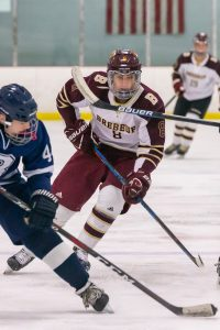 Hockey vs. Bloomington (11/22/19) (Courtesy of Michael Hoffbauer)