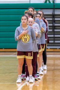 Girls Basketball vs. Tech (12/7/19) (Courtesy of Michael Hoffbauer)