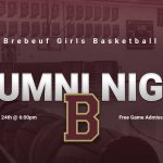 Girls Basketball Alumni Night – Friday, January 24