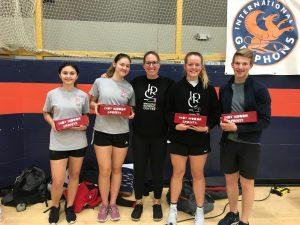 Brebeuf Crew – Indoor Rowing Championships