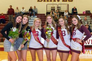 Cheerleading & Dance Senior Night (2/15/20) (Courtesy of Michael Hoffbauer)